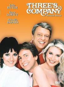 Three's Company Season Seven - (Region 1 Import DVD)