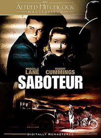 Saboteur - (Region 1 Import DVD)