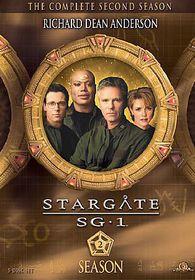 Stargate Sg 1:Season 2 - (Region 1 Import DVD)