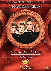 Stargate Sg 1:Season 4 - (Region 1 Import DVD)