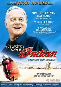 World's Fastest Indian - (Region 1 Import DVD)