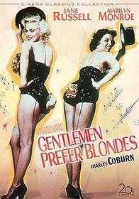 Gentlemen Prefer Blondes - (Region 1 Import DVD)
