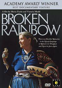 Broken Rainbow - (Region 1 Import DVD)