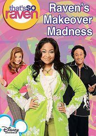 That's So Raven: Raven's Makeover Madness Vol 4 - (Region 1 Import DVD)