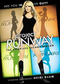 Project Runway Season 2 - (Region 1 Import DVD)