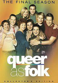 Queer As Folk: The Final Season (Region 1 Import DVD)