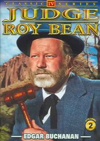 Judge Roy Bean Vol 2 - (Region 1 Import DVD)
