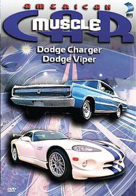 American Muscle Car: Dodge Charger, Dodge Viper - (Region 1 Import DVD)