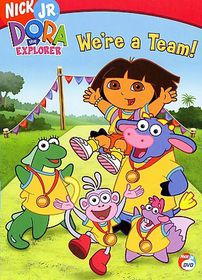 Dora the Explorer:We're a Team - (Region 1 Import DVD)