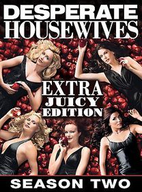 Desperate Housewives:Second Season The Extra Juicy Edition - (Region 1 Import DVD)