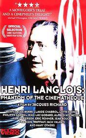Henri Langlois: Phantom of the Cinematheque - (Region 1 Import DVD)