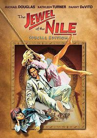 Jewel of the Nile Special Edition - (Region 1 Import DVD)