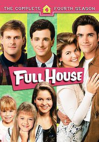 Full House:Fourth Season - (Region 1 Import DVD)