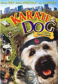 Karate Dog - (Region 1 Import DVD)