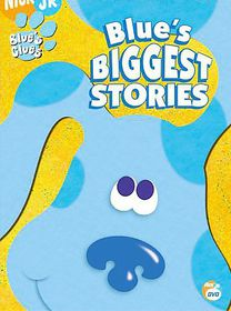 Blue's Clues:Blue's Biggest Stories - (Region 1 Import DVD)