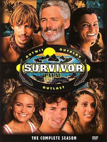 Survivor:Palau the Complete Season - (Region 1 Import DVD)