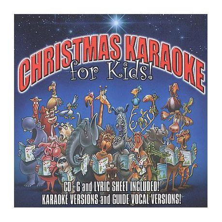 Christmas Karaoke Cd.Christmas Karaoke For Kids Import Cd Buy Online In