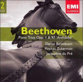 Barenboim Daniel - Piano Trio (CD)