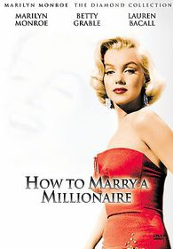 How to Marry a Millionaire - (Region 1 Import DVD)
