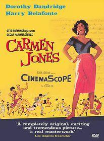 Carmen Jones - (Region 1 Import DVD)