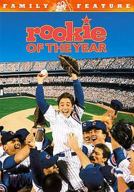 Rookie of the Year - (Region 1 Import DVD)