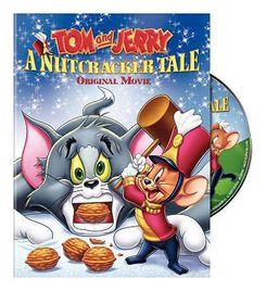 Tom & Jerry:Nutcracker Tale - (Region 1 Import DVD)
