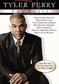 Tyler Perry Play Collection - (Region 1 Import DVD)