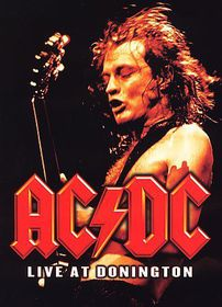 AC/DC: Live at Donington (Import Blu-ray Disc)
