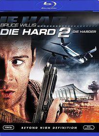 Die Hard 2:Die Harder - (Region A Import Blu-ray Disc)