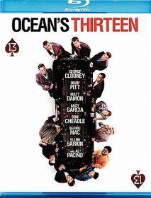 Ocean's Thirteen - (Region A Import Blu-ray Disc)
