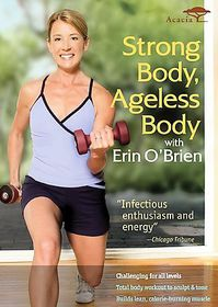Strong Body Ageless Body - (Region 1 Import DVD)
