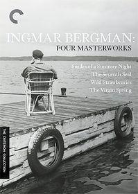 Ingmar Bergman:Four Masterworks - (Region 1 Import DVD)