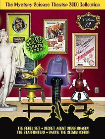 Mystery Science Theater 3000 Vol 12 - (Region 1 Import DVD)