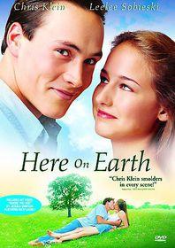 Here on Earth - (Region 1 Import DVD)