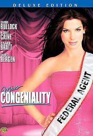 Miss Congeniality:Deluxe Edition - (Region 1 Import DVD)