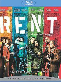 Rent - (Region A Import Blu-ray Disc)