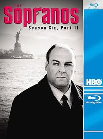 Sopranos:Season 6 Part 2 - (Region A Import Blu-ray Disc)