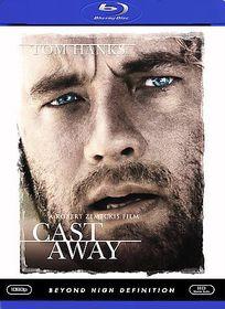 Cast Away - (Region A Import Blu-ray Disc)