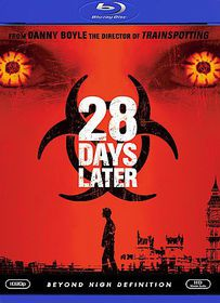 28 Days Later - (Region A Import Blu-ray Disc)