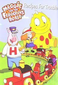 Maggie And The Ferocious Beast Recipes For Trouble - (Region 1 Import DVD)