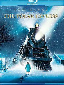 Polar Express - (Region A Import Blu-ray Disc)
