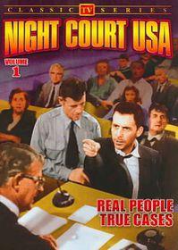 Night Court USA Vol 1-6 - (Region 1 Import DVD)