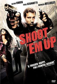 Shoot Em up - (Region 1 Import DVD)