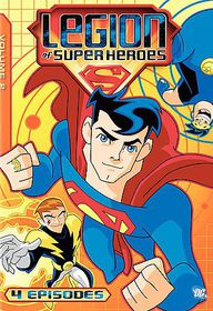 Legion of Superheroes:Vol 2 - (Region 1 Import DVD)