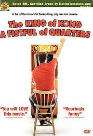 King of Kong:Fistful of Quarters - (Region 1 Import DVD)