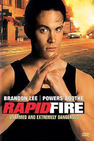 Rapid Fire - (Region 1 Import DVD)