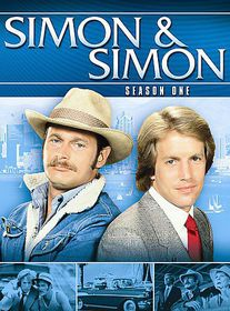 Simon & Simon:Season One - (Region 1 Import DVD)