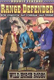 Three Mesquiteers: Range Defenders / Wild Horse Rodeo - (Region 1 Import DVD)