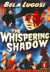 Whispering Shadow Vol. 1 & 2 (Complete Serial) - (Region 1 Import DVD)