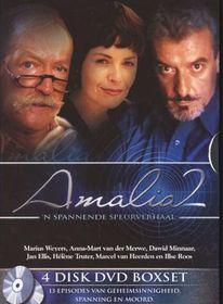 Amalia Season 2 (DVD)
